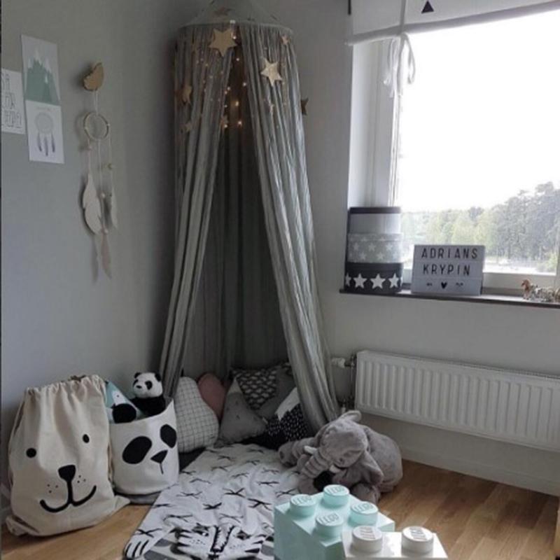 teepee baby room