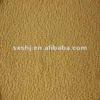 100% Polyester One Side Brushed Polar Fleece Fabric