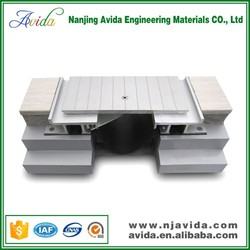Embedded Metallic Building Expansion Joints Covers