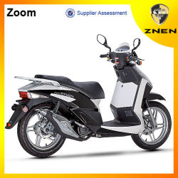 China ZNEN Zoom new Patent Gas Scooter 150cc ,EEC, EPA, DOT approved retro off road moped for sale