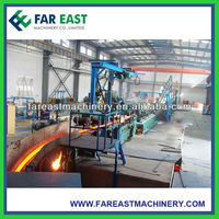 Copper Rod Continuous Casting and Rolling/cable making machine and equipment