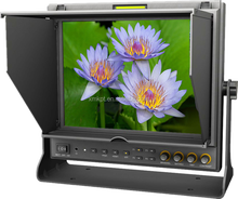 "9.7"" LED Field Monitor with Advanced Functions for Full HD Camcorder --KPT9069B/O/P (HD-MI/AV Input)"