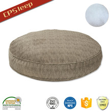 High Quality Fashion Round Dirt-Proof heated dog bed outside