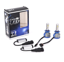 T1 Trubo LED Headlight H7 H11 9006 Canbus LED Replacement Bulb 70W 7000LM Car LED Light