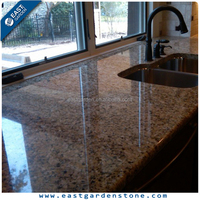 Good quality natural stone granite Labrador antique for countertop