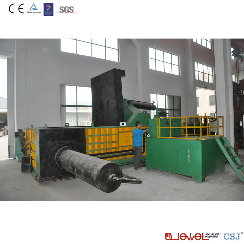 18 Years Factory Metal Chip Briquetting Presses