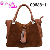 2014 The popular brand newest fashion ladies tote handbag guangzhou