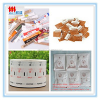 One Side / Single Side Pe Coated Paper In Roll for sugar pepper salt packaging