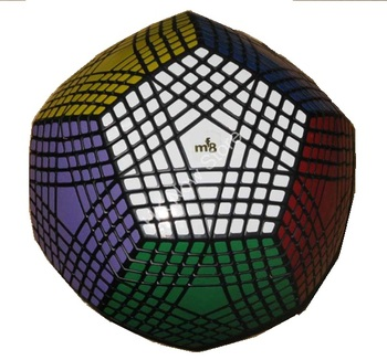 Magic Cube Petaminx Cube