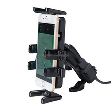 MWUPP Motorcycle MTB Bike Bicycle Handlebar Mount Holder For Cell Phone GPS Universal