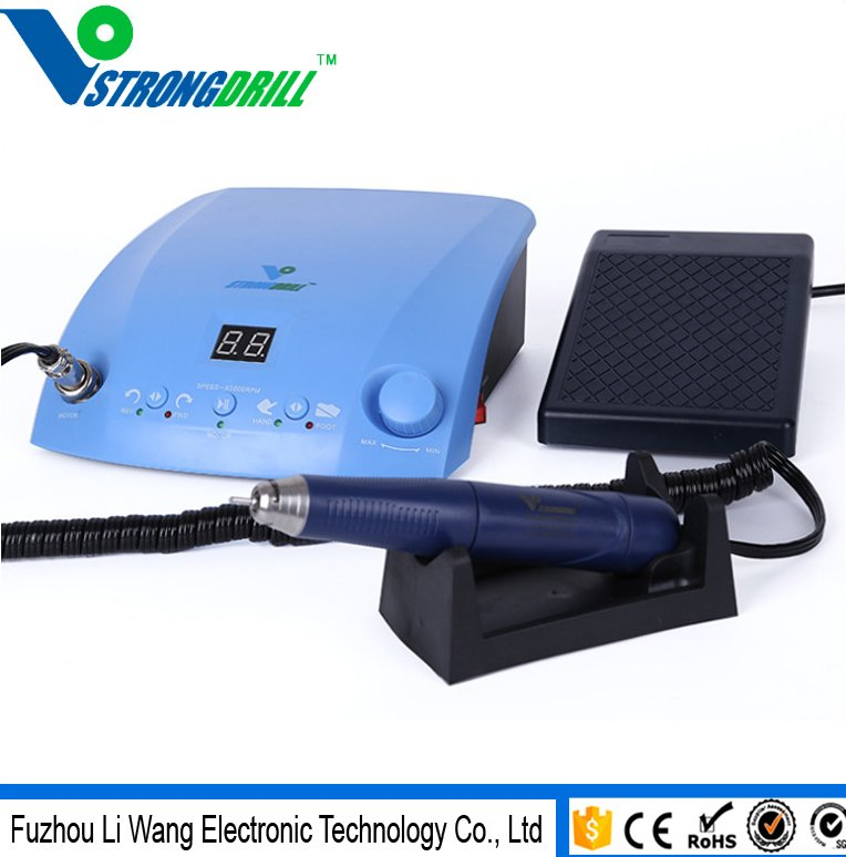 Dental micromotor electric polishing machine for dental lab