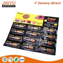 OEM ODM welcome Quick dry super glue 101