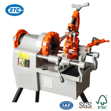 China Factory Direct Sales Metal Longlife Pipe Nipple Threading Machine