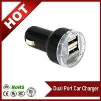 Dual USB Car Charger for iPad 3