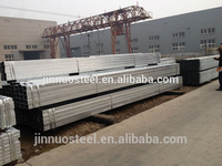 Multifunctional steel square tube material specification for wholesales