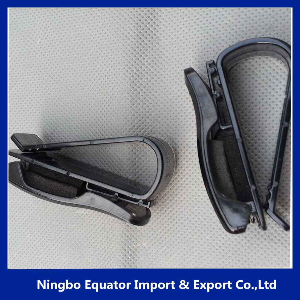 High Quality Car Glasses Holder Clip Auto Visor Sunglass Holder For Car