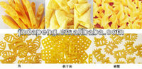 DP65 doritos/ triangular corn chips/potato chips machine manufacture factory
