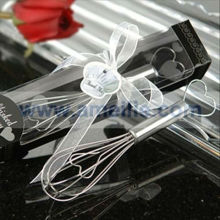 A05062 Whisked Away Heart Whisk Favor Used Wedding Supplies