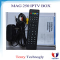 2016 hot MAG 250 IPTV SET-TOP BOX mag250