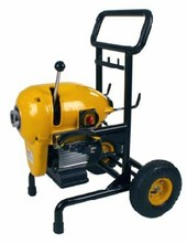 MT-200B Snake Sewer Pipe Drain Cleaning Machine,electric drain cleaning
