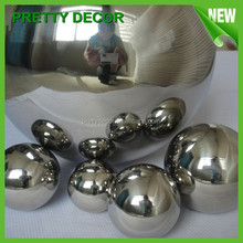 300mm Mirror Stainless Steel Hollow Ball