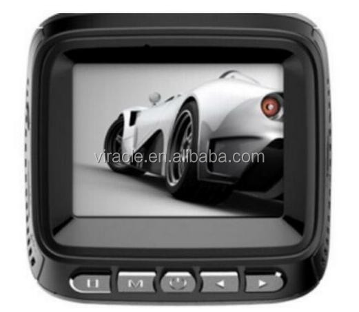 High quality full hd 1080P vehicle blackbox dvr with WIFI Function