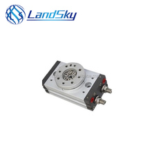 LandSky air tac plastic atlas univer high quality cheap Pneumatic rotary table cylinder HRQ 50