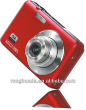 best quality telescopic digital video camera with 2.7'' TFT LCD 3x Optica