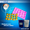 2 part addition cure silicone rubber