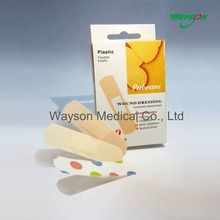 Medical self adhesive band aids,wound care plaster with CE ISO FDA