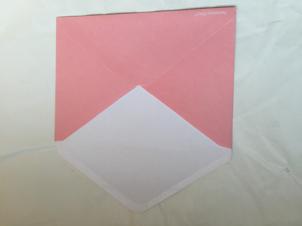 Mini Paper Envelope Square/handmade paper envelope/colorful paper envelope