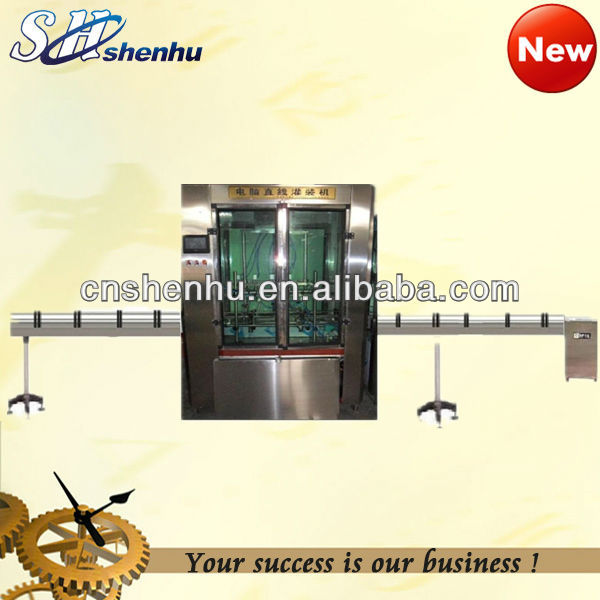 lube oil / edible oil filling machine