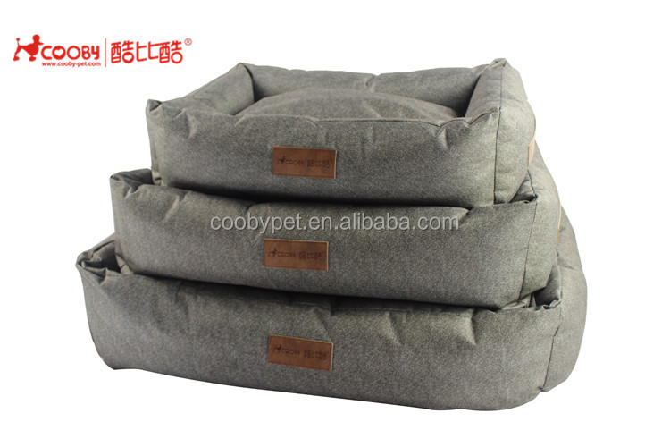 COOBYPET Polyprophylene decorative dog beds pet cushion