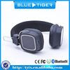 China Bluetooth Stereo headphone Clear Sound Wireless headphone 2013 Hot Sale