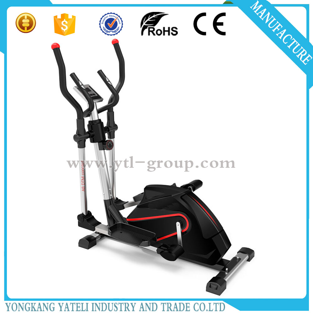 YTL-8100 2 in 1 Elliptical Bike Cross Trainer Exercise Fitness Machine Home Gym Workout