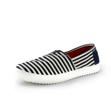 OEM/ODM pictures of women flat loafers canvas shoes,women cement shoes