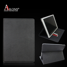 Factory wholesale fashion genuine cowhide leather case for iPad Air 2