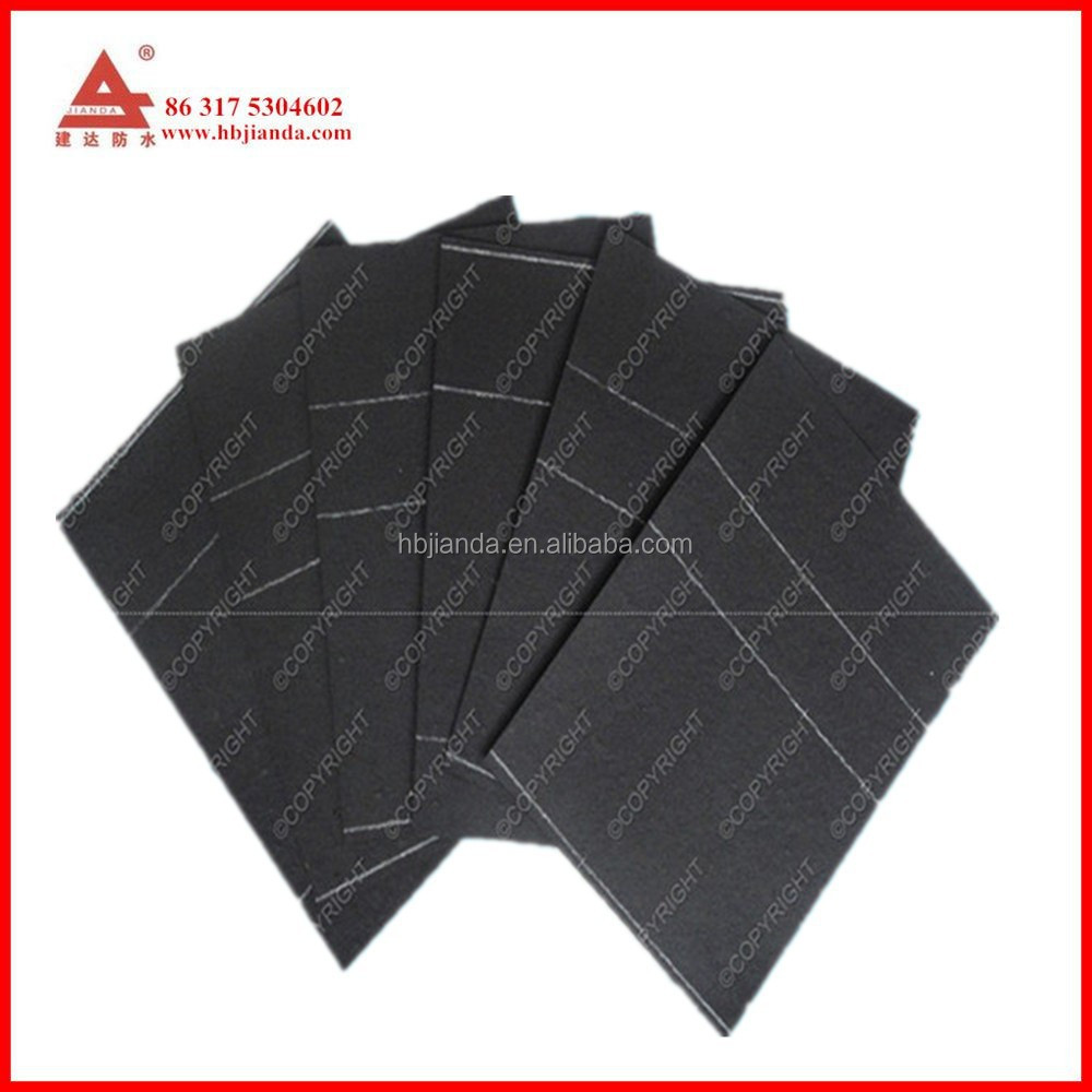 Construction waterproofing materials bitumen roofing felt and tar paper