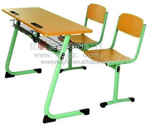 Standard Classroom setting smart desk and chair for school student