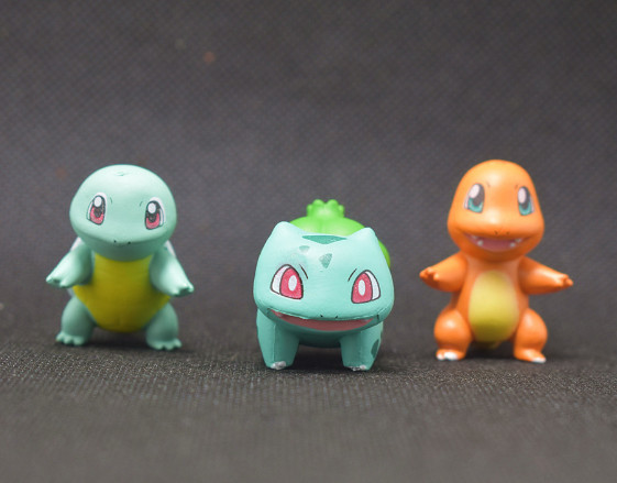 Pokemon Toys 2-3 cm Cartoon PVC Action Lovely Toy Action Figure For Children Birthday As Gift