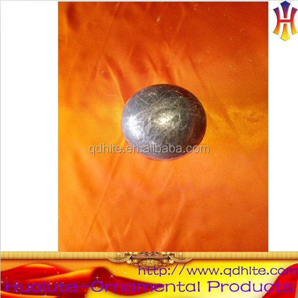 Easy welding high quality steel metal hollow ball various size