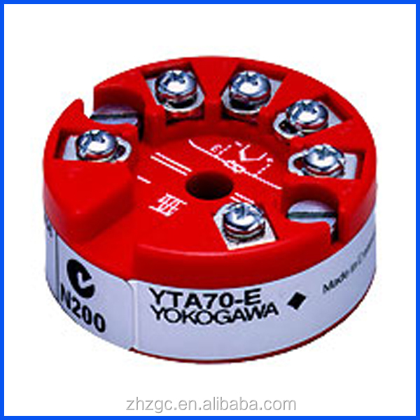 High accuracy and stability Yokogawa Temperature module