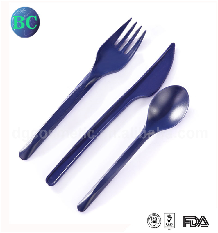 Alibaba En Espanol Wholesale Disposable Plastic Brand Names Set Cutlery