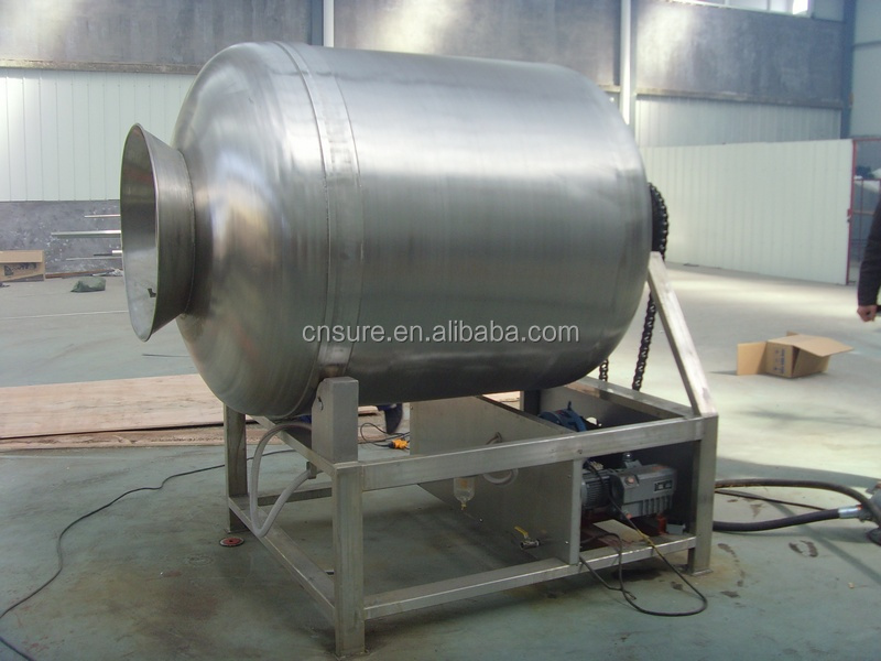 Water Cooling Type Vacuum Meat Tumbler/Vacuum Meat Roller/Vacuum Rolling and Kneading Machine