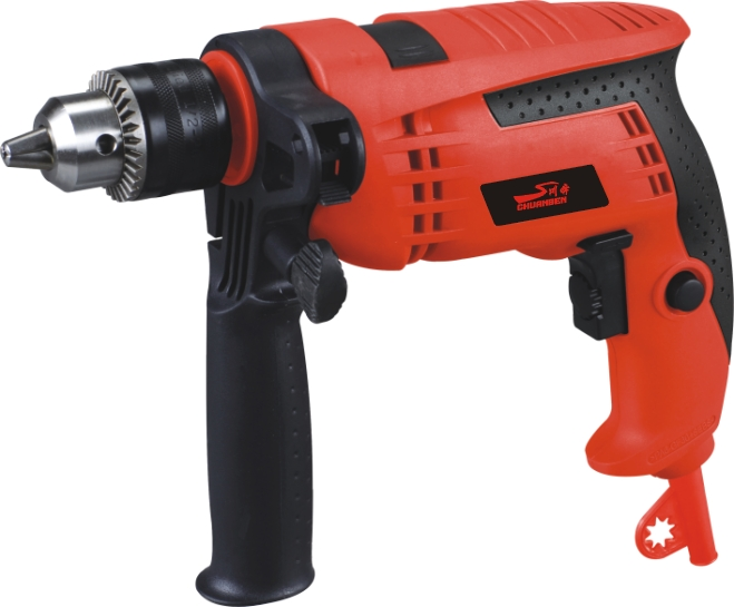 ChuanBen professional cost effective 800w 13 mm electric hand impact <strong>drill</strong>