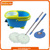 New product easy life 360 rotating spin magic mop
