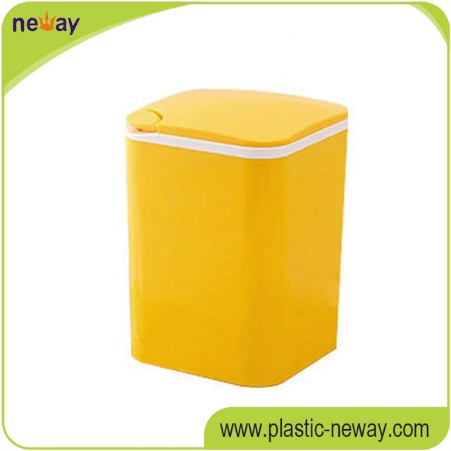 New design Cheap Colorful household dustbin waste bin for rubbish