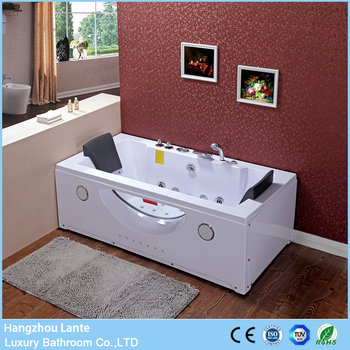 whirlpool spa rectangulaire baignoire balneo massage deux. Black Bedroom Furniture Sets. Home Design Ideas