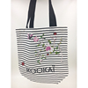 Hot Sell High Quality Canvas Beach Tote Bag With Printing