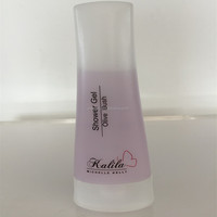 OEM Lux Hotel Shampoo Bottle Small Plastic Bottle for Lotion